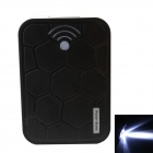 "GDW ""12000mAh"" Dual USB External Battery Charger Power Bank w/ USB Cable for IPAD / IPHONE - Black"