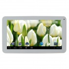 "KNC MD903D 9.0"" Dual Core Android 4.2.2 Tablet PC med 512MB RAM, 8GB ROM, TF, Dual kamera hvit"