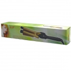 LOOF JR-266 19# Three Barrel Triple Pipe Wave Hair Curling Curler Iron