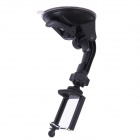 90mm Super Powerful Car Suction Cup Mount for Camera / GPS / IPHONE / Samsung / HTC - Black