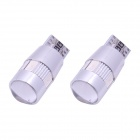 T10 3W 270lm 6 x SMD 5630 LED Error Free Canbus Blue Light Car Clearance Lamp - (DC 12V / 2 PCS)