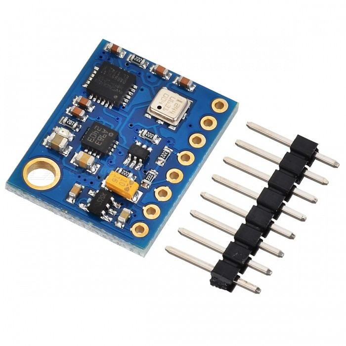 GY-88 MPU-6050 HMC5883L BMP085 10DOF Flight Control Sensor Module 0 96 inch yellow blue dual color oled display 12864 lcd screen module spi iic 3 3 5v interface