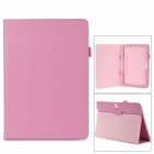 "Protective Flip-open PU Case w/ Holder for Samsung Galaxy Note 12.2"" P900 - Pink"