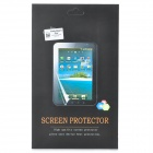 Protective Matte PET Screen Guard Film for Samsung Galaxy Tab 3 Lite T110 - Transparent
