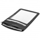 "Protective PVC Waterproof Bag for 11.6"" Tablet PC - Black"