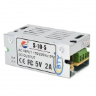 BTY 5V 2A Iron Case Power Supply (110~220V)