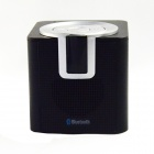 RE-001 Mini Bluetooth v2.1 Speaker w/ Microphone / TF - Black