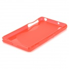 IKKI Protective ''S'' Pattern TPU Back Case for Sony Xperia Z2 / D6503 - Red
