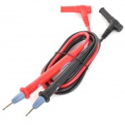 Victor 2A 1000V Digital Multmeter Test Probes / Leads - Black + Red