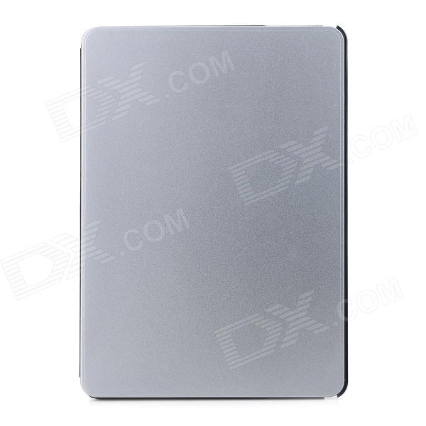 Ultra-Slim Bluetooth v3.0 82-tast tastatur for Samsung Galaxy Note 10.1 2014 Edition - Ash svart