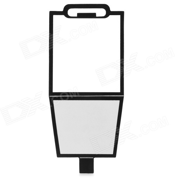 Universal Camera Flash Diffuser for Nikon / Canon DSLR - White
