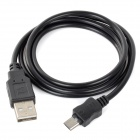 Micro USB Charging / Data Cable for Motorola Moto G - Black (99cm)