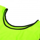 B108 Outdoor Sports Polyester Vest - Fluorescent Green (Free Size)