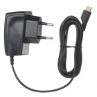 YI-YI 5V 700mA EU Plug Charging Adapter for Motorola Moto G - Black (100~240V)
