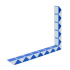 ShengShou Shape Changing Magic Ruler Puzzle - Blue + White