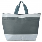 Creeper Oxford Lunch Picnic Insulation Bag - Grey