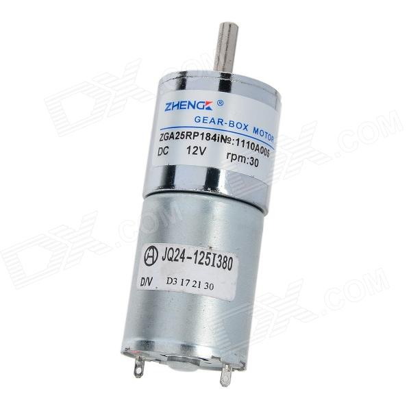 ZhengKe DC Gear Motor (12V) touch door release switch for electric access control dc 12v