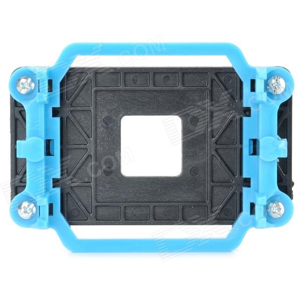 AMD Mainboard Fan Holder - Blue + Black