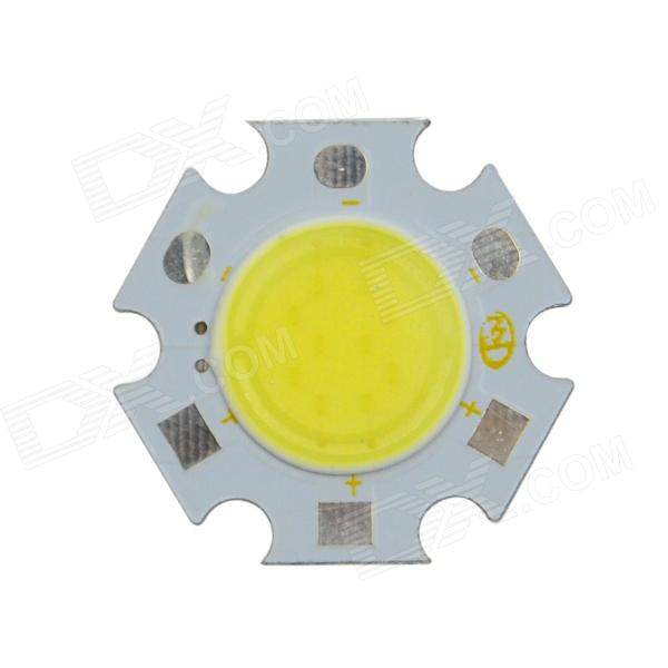 KindFire DQ-20 3W 270lm 6500K COB LED White Light Source - white + Yellow (9~10.2V)