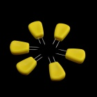 Anya Creative Corn Holders - Yellow + Silver (6 PCS)