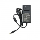 AC Power Adapter for Monitoring Devices / CCD Camera / LED Lamp - Black (US Plugs / AC 100~240V)