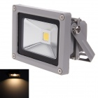 TMW-TGD-10W 10W 570lm 3000K LED Warm White Light Project Light - Silver + Black (90~240V)