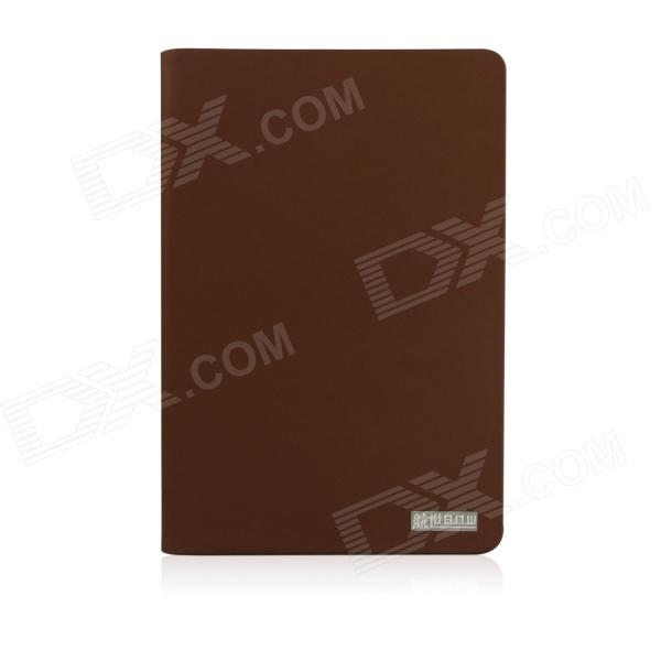 B.O.W HB069 Protective PU Leather Case Cover Stand w/ Auto Sleep for RETINA IPAD MINI - Brown mr northjoe protective pu leather case w stand auto sleep for ipad mini 1 2 3 dark brown