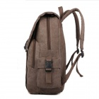 Universal College Wind Minimalist Shoulder Bag - Brown