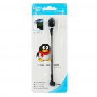 Flexible Neck Mini Microphone for Laptop (3.5mm)