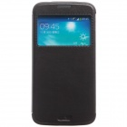 KALAIDENG Protective PU Leather Case Cover Stand for Samsung Galaxy Grand 2 G7106 - Dark Grey