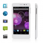 "Utime G7 MTK6589 Quad-core Android 4.2 WCDMA -puhelimen w / 4,5 ""QHD, GPS, ROM 4GB - Valkoinen"