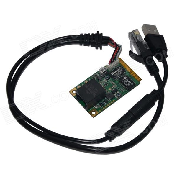 VONETS VM300 802.11b/g/n Wi-Fi Module Board for DIY Wi-Fi Repeater / Router - Green