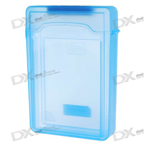 Protective Plastic Case for 3.5