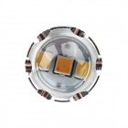 HJ-029 7443 11W 1000lm 11 x SMD 2323 LED White Light Car Light w/ Convex Lens - (12~30V)