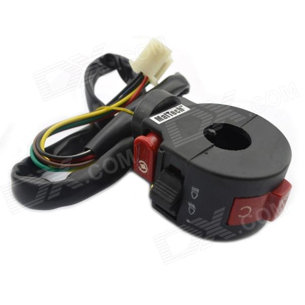MaiTech Start / Flameout / Headlight Three in One Switch - Switch