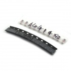 BONATECH Commonly Used SMD SMD Semiconductor Package - Black (150 PCS)