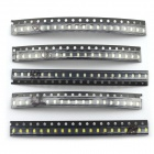 MaiTech 2.0 x 1.2mm 0805 SMD LED Light-emitting Diode Package - Black(100 PCS)