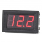 "3-digit 0.56"" DC 0~200V Voltage Display Module - Black (4.5V~30V)"
