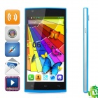 "ZOPO ZP780 Quad-Core Android 4.2.2 WCDMA Bar Phone w/ 5.0"" QHD, Wi-Fi and GPS - Blue"