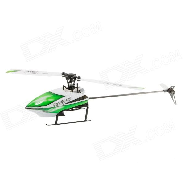 WLtoys V930 4-CH 2.4GHz Brushless 6G Flybarless R/C Helicopter w/ Gyro - Green + White