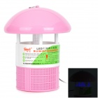 SHUNDI 268 1W LED Purple Light Mosquito Fly Killer Machine - Pink (2-Flat-Pin Plug)