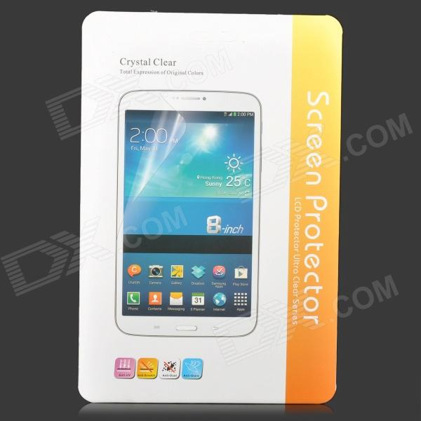 Protetora transparente PET Screen Guard Film para Samsung Galaxy Tab 8.4 Pro T320 - Transparente (3 PCS)