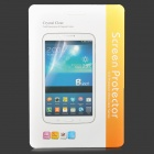 Protective Matte PET Screen Guard Film for Samsung Galaxy Tab 3 Lite T110 - Transparent (3 PCS)
