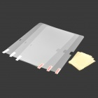 Protective Clear ARM Screen Guard Film for Samsung Galaxy Note 10.1 2014 Edition P600 (3 PCS)