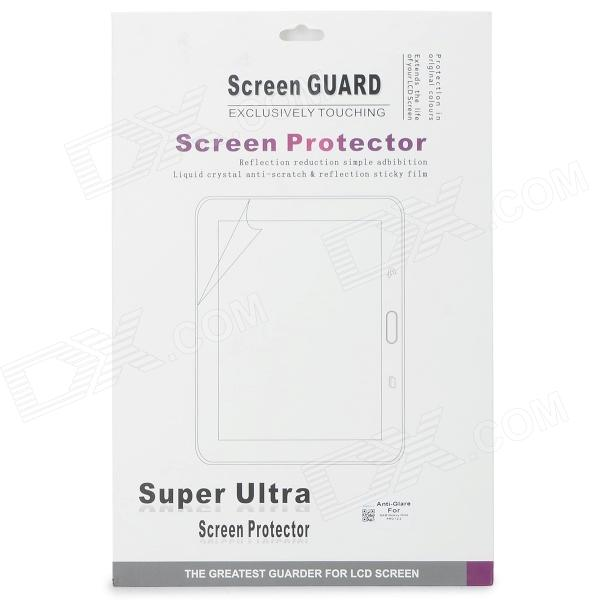 Protective Matte PET Screen Protector for Samsung Galaxy Note Pro 12.2 - Transparent protective matte frosted screen protector film guard for nokia lumia 900 transparent
