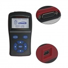 "AUGOCOM SC36 7.6"" OBDMATE OM520 OBD2 Model Code Reader Car Diagnostic Scan Tool - Black"