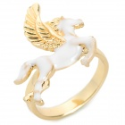 Pegasus Psychedelic Wings Style Finger Ring (U.S 8)