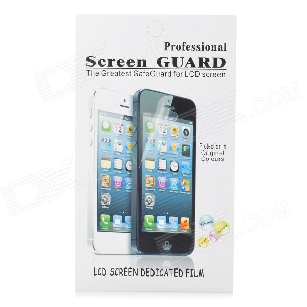 Protective Clear Screen Protector for Samsung Galaxy S5 - Transparent pet arm protective screen protector guard film for samsung galaxy s5 transparent