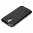 Protective TPU + PC Back Case for Samsung Galaxy S5 - Black