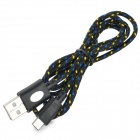Buy IKKI USB Male Micro Data Charging Cable MOTO G/DVX (100cm)